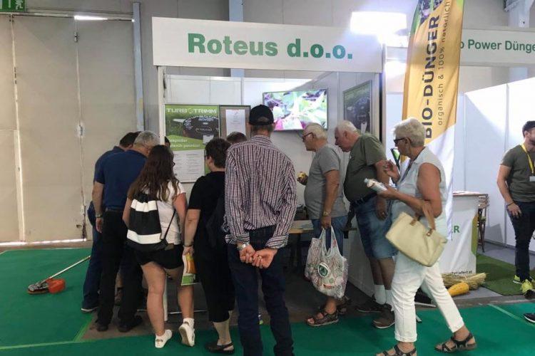 Roteus d.o.o. stojnica AGRA 2019